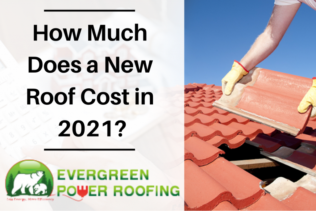 Roof Cost in UK 2021